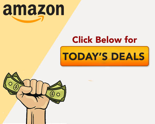 Get the Amazon Deals banner